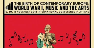 """Birth of Contemporary Europe: World War I, Music and the Arts"""